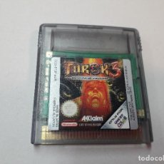 Videojuegos y Consolas: 08-00253 GAME BOY COLOR - TUROK 3,SHADOW OF OBLIDION. Lote 134870926