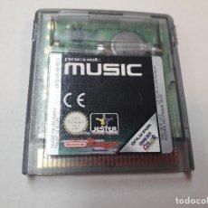 Videojuegos y Consolas: 08-00256 GAME BOY COLOR - POCKET MUSIC. Lote 134871022