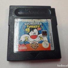 Videojuegos y Consolas: 08-00258 GAME BOY COLOR - SILVESTRE Y PIOLIN-SYLVESTER & TWEETY. Lote 134871110