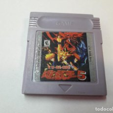 Videojuegos y Consolas: 08-00261 GAME BOY COLOR - YU GI OH¡ 5, DARK DUEL STORIES. Lote 134871146