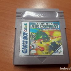 Videojuegos y Consolas: 08-00262 GAME BOY COLOR - ARMY MEN AIR COMBAT. Lote 134871214