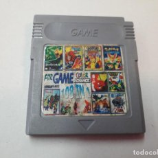 Videojuegos y Consolas: 08-00276 GAME BOY COLOR - 108 EN 1 - V13. Lote 134871378