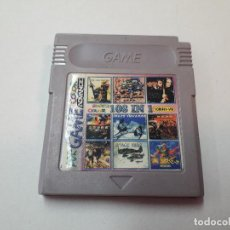 Videojuegos y Consolas: 08-00277 GAME BOY COLOR - 108 EN 1 - V8. Lote 199425361