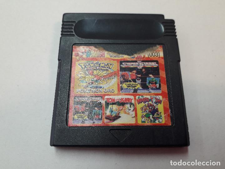 08-00279 GAME BOY COLOR - 12 EN 1 (003) HITS 2001 (Juguetes - Videojuegos y Consolas - Nintendo - GameBoy Color)