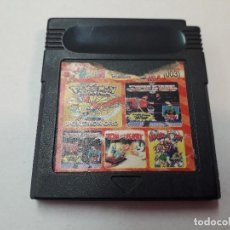 Videojuegos y Consolas: 08-00279 GAME BOY COLOR - 12 EN 1 (003) HITS 2001. Lote 134871506