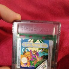 Videojuegos y Consolas: LAND BEFORE TIME PARA GAME BOY COLOR. Lote 135327534