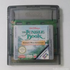 Videogiochi e Consoli: JUNGLE BOOK - NINTENDO GAME BOY COLOR. Lote 136633534