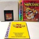 Videojuegos y Consolas: WARIOLAND II NINTENDO GAME BOY COLOR. Lote 137298066