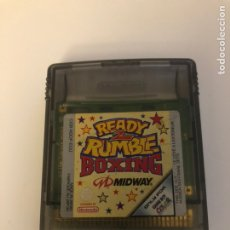 Videojuegos y Consolas: READY RUMBLE BOXING 2, GAME BOY COLOR, SOLO CARTUCHO. Lote 137929804