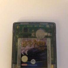 Videojuegos y Consolas: HARRY POTTER Y LA PIEDRA FILOSOFAL, GAMEBOY COLOR, SOLO CARTUCHO. Lote 137930141