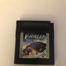 Videojuegos y Consolas: V-RALLY CHAMPIONSHIP EDITION, GAMEBOY COLOR, SOLO CARTUCHO. Lote 137930420