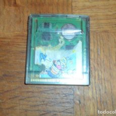 Videojuegos y Consolas: WARIO LAND 3 - JUEGO GAMEBOY GAME BOY COLOR NINTENDO - FUNCIONANDO- . Lote 138189158