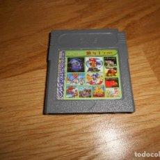 Videojuegos y Consolas: JUEGO GAMEBOY GAME BOY Y COLOR SUPER 32 IN 1 - 32 JUEGOS EN UNO MARIO DR SUPER ETC. Lote 139727002