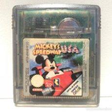 Videojuegos y Consolas: MICKEY'S SPEEDWAY NINTENDO GAME BOY COLOR. Lote 139944678