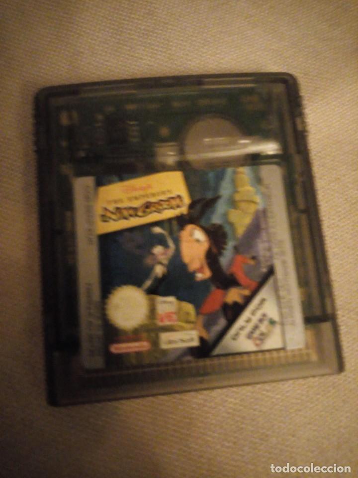 JUEGO CONSOLA, ORIGINAL NINTENDO, GAME BOY, THE EMPEROR'S NEW GROOVE, JAPON (Juguetes - Videojuegos y Consolas - Nintendo - GameBoy Color)