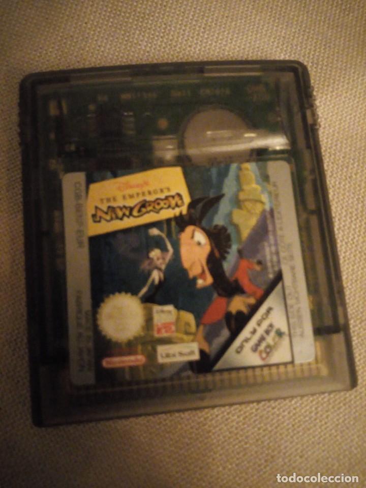 Videojuegos y Consolas: JUEGO CONSOLA, ORIGINAL NINTENDO, GAME BOY, THE EMPEROR'S NEW GROOVE, JAPON - Foto 2 - 140077878
