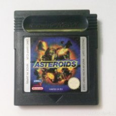 Videojuegos y Consolas: ASTEROIDS - NINTENDO GAME BOY COLOR. Lote 140321098