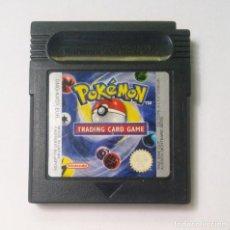 Videojuegos y Consolas: POKEMON TRADING CARD GAME - NINTENDO GAME BOY COLOR. Lote 140321234