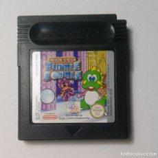 Videojuegos y Consolas: CLASSIC BUBBLE BOBBLE - NINTENDO GAME BOY COLOR. Lote 140321338