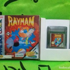 Videojuegos y Consolas: *RAYMAN* - NINTENDO GAME BOY COLOR. Lote 140436962