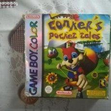 Videojuegos y Consolas: CONKER´S POCKET TALES GAME BOY COLOR. Lote 141340338