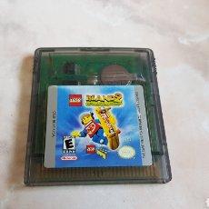 Videojuegos y Consolas: JUEGO LEGO ISLAND 2 NINTENDO GAMEBOY COLOR. Lote 142315546