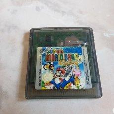 Videojuegos y Consolas: SUPER MARIO BROS DELUXE JUEGO NINTENDO GAMEBOY COLOR. Lote 142315766