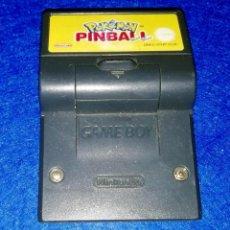 Videojuegos y Consolas: NINTENDO GAMEBOY COLOR - POKEMON PINBALL. Lote 142355814