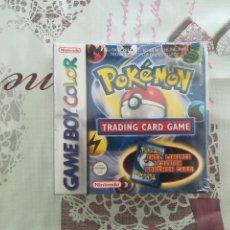 Videojuegos y Consolas: POKÉMON TRADING CARD GAME GAME BOY COLOR NUEVO PRECINTADO. Lote 142994338