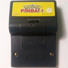 Videojuegos y Consolas: POKEMON PINBALL - NINTENDO GAME BOY COLOR. Lote 142994610