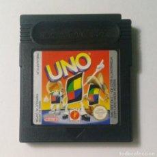 Videojuegos y Consolas: UNO - NINTENDO GAME BOY COLOR. Lote 142994658