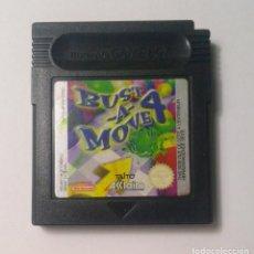 Videojuegos y Consolas: BUST A MOVE 4 - NINTENDO GAME BOY COLOR. Lote 142994786