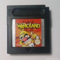 Videojuegos y Consolas: WARIO LAND 2 II - NINTENDO GAME BOY COLOR. Lote 142996002