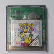 Videojuegos y Consolas: POKEMON PUZZLE CHALLENGE - NINTENDO GAME BOY COLOR. Lote 144263762