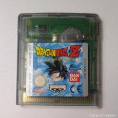 Videojuegos y Consolas: DRAGON BALL Z LEGENDARY SUPER WARRIORS - NINTENDO GAME BOY COLOR. Lote 287255608