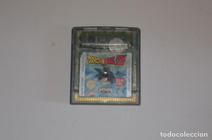 JUEGO NINTENDO GAME BOY COLOR GBC DRAGON BALL Z DBZ GUERREROS DE LEYENDA COMBATE CARTUCHO BANDAI (Juguetes - Videojuegos y Consolas - Nintendo - GameBoy Color)