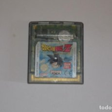 Videojuegos y Consolas: JUEGO NINTENDO GAME BOY COLOR GBC DRAGON BALL Z DBZ GUERREROS DE LEYENDA COMBATE CARTUCHO BANDAI. Lote 198459726