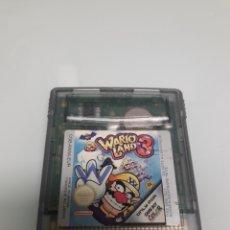 Videojuegos y Consolas: WARIO LAND 3 NINTENDO GAMEBOY COLOR. Lote 146706430