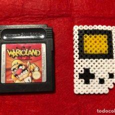 Videojuegos y Consolas: JUEGO WARIO LAND CARTUCHO NINTENDO GAME BOY. Lote 147216250