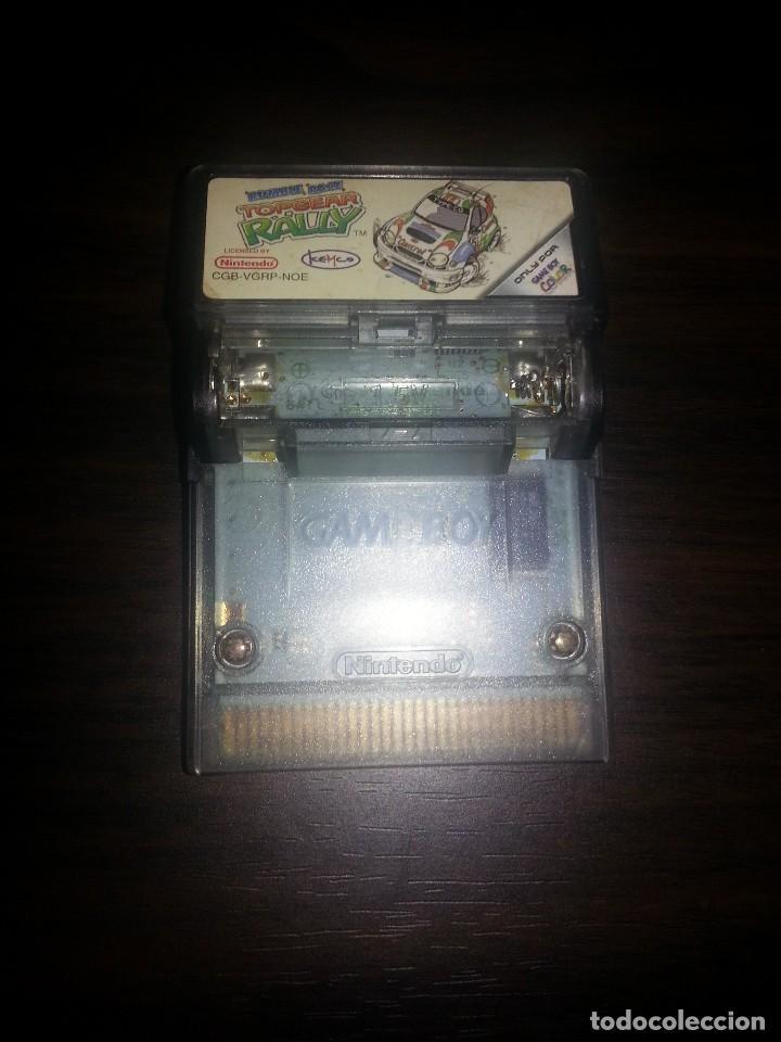 TOPGEAR RALLY - RUMBLE RACE - BY KEMCO (Juguetes - Videojuegos y Consolas - Nintendo - GameBoy Color)