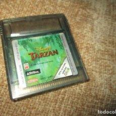 Videojuegos y Consolas: NINTENDO GAME BOY COLOR ~ TARZAN ~ PAL/EUR.. Lote 149683074