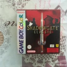 Videojuegos y Consolas: SHADOWGATE CLASSIC GAME BOY COLOR. Lote 152721594