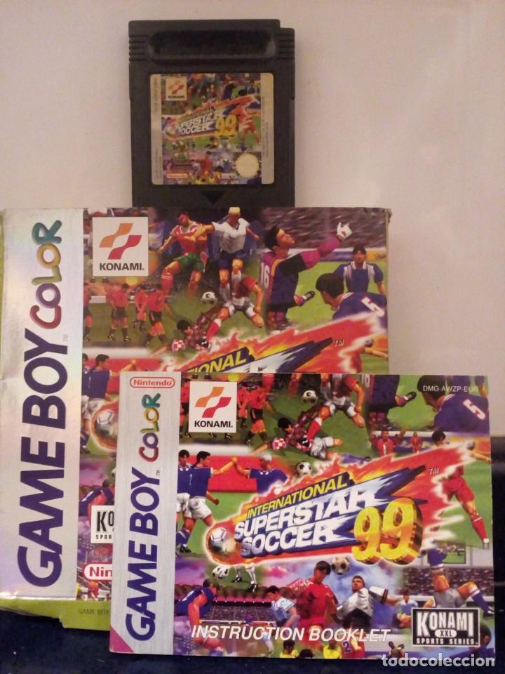 JUEGO DE LA NINTENDO GAMEBOY COLOR (Juguetes - Videojuegos y Consolas - Nintendo - GameBoy Color)
