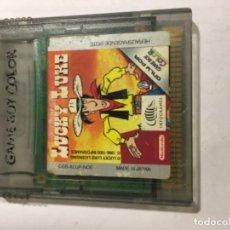 Videojuegos y Consolas: CARTUCHO DE JUEGO PARA GAME BOY COLOR LUCKY LUKE. Lote 154537378