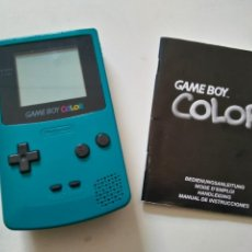 Videojuegos y Consolas: GAME BOY COLOR EN TRQUESA ENTRA Y MIRALA!!. Lote 154860230