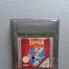 Videojuegos y Consolas: JUEGO GAME BOY COLOR GBC RAYMAN SOLO CARTUCHO PAL R8727. Lote 154990686