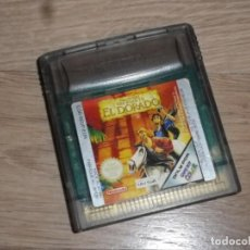 Videojuegos y Consolas: NINTENDO GAMEBOY COLOR JUEGO THE ROAD TO EL DORADO. Lote 156616286
