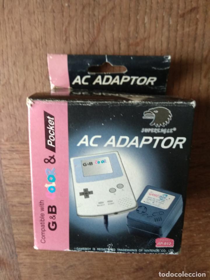 CARGADOR COMPATIBLE CON GAMEBOY COLOR & POCKET - NUEVO EN CAJA - (Juguetes - Videojuegos y Consolas - Nintendo - GameBoy Color)