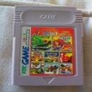 Videojuegos y Consolas: GAMEBOY JUEGO PARA GAME BOY COLOR 36 EN 1 VER LISTA FOTOS. Lote 160129210