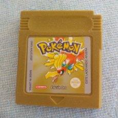 Videojuegos y Consolas: JUEGO PARA GAME BOY COLOR GAME BOY POKEMON EDICIÓN ORO.. Lote 160136734